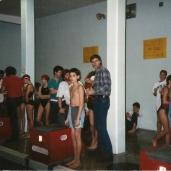 Swim Meet - Dad Timing